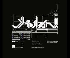 – Kabel Rein Weiter Gehts EP by Gfx Design, Word Design, Layout Design, Retro Design, Graphic Design Posters, Graphic Design Typography, Graphic Design Inspiration, Typography Layout, Typography Letters