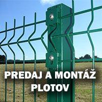 Predaj a montáž plotov