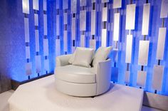 Big Brother Canada | The Diary Room Big Brother 1, Big Brother Canada, Big Brother House, Picture Photo, Photo Galleries, Loft, Curtains, Fan, Design
