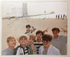 jin jimin and namjoon Park Ji Min, Foto Bts, Day6, K Pop, Bts Summer Package 2016, Summer 2016, Taehyung, Bts France, Boy Band
