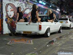 Vw Caddy Mk1, Vw Mk1, Volkswagen Caddy, Volkswagen Golf, Vw Rabbit Pickup, Vw Pickup, Vw Vintage, Mini Trucks, Camper Van