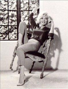 Marilyn Monroe  Vintage everyday: The Last Photos of Marilyn Monroe by Allan Grant, 1962