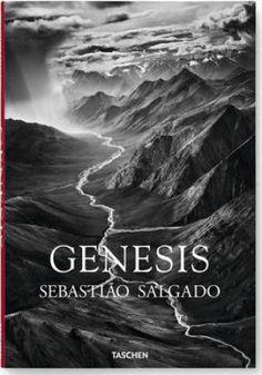 Genesis av Sebastiao Salgado (Innbundet)