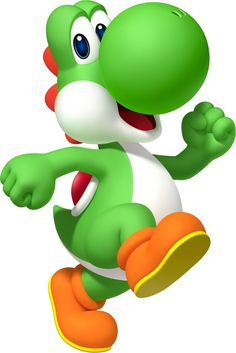 Yoshi is a supporting character in the Mario series, and even a protagonist of his own. He is playable in Mario Squad Takedown Online as an Assassin. Super Mario Party, Super Mario World, Mundo Super Mario, Bolo Super Mario, Super Mario Birthday, Mario Birthday Party, Super Mario Brothers, New Super Mario Bros, Mario Und Luigi