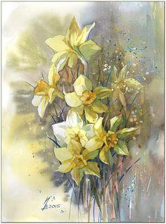 Spring yellow by kosharik69 on DeviantArt