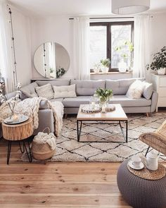 If you are looking for Scandinavian Living Room Design Ideas, You come to the right place. Below are the Scandinavian Living Room Design Ideas. Beautiful Living Rooms, Small Living Rooms, Home Living Room, Modern Living, Minimalist Living, Living Room Ideas With Grey Couch, Living Room Decor With Grey Couch, Dark Grey Carpet Living Room, Living Room Decor Ideas Apartment