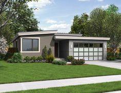 Small Modern Single Story House Plans Interior Design