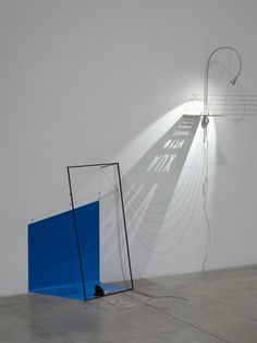 Sarah Sze / SS37_Model for a Left Foot_2012 c