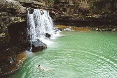 Rock Island State Park / East TN / 1hr 45min Paradise in my state.