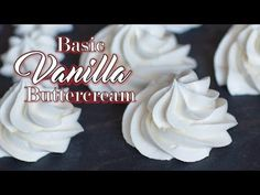 A great recipe for simple vanilla buttercream frosting is priceless! I love the versatility of this frosting and the ease with which you can make it! This frosting holds its shape very well, making it ideal for frosting cakes, cupcakes and decorating desserts with piping tips. This frosting will hold its shape well enough for flowers, …