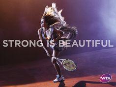 Maria Kirilenko.  #motivation #inspiration #tennis