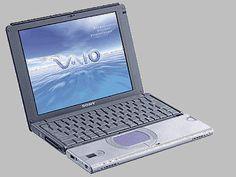 Laptop VAIO NOTE SR 2000
