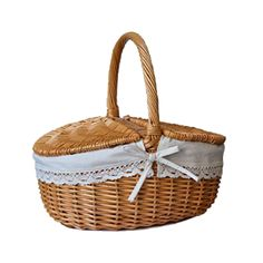 Rurality Wicker Picnic Basket Hamper with Lid and Handle Furniture Ads, Furniture Layout, Metal Furniture, Furniture Removal, Garden Furniture, Furniture Market, Wicker Picnic Basket, Wicker Baskets, Food Png