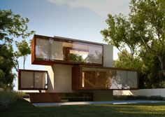 House in Wroclaw   ARCHIcubed   Inspirational Architecture Network  http://wroclaw.awesomepoland.com/ #wroclaw #poland