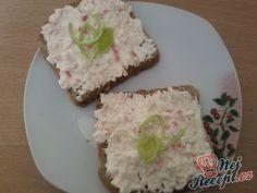 Krabí pomazánka Krabi, Tzatziki, Grains, Bread, Food, Eten, Seeds, Bakeries, Meals