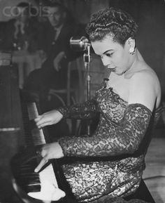 Hazel Dorothy Scott (June 11, 1920 – October 2, 1981) was an internationally known, American jazz and classical pianist and singer; she also performed as herself in several films. She was prominent as a jazz singer throughout the 1930s and 1940s. In 1950, she became the first woman of color to have her own TV show, The Hazel Scott Show, featuring a variety of entertainment.