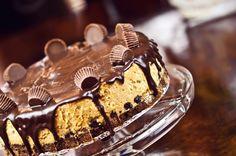 Decadent Dessert Recipe: Reese's Chocolate Peanut Butter Cup Cheesecake