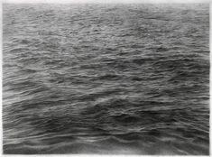 Vija Celmins Ocean Surface - Woodcut, 1992
