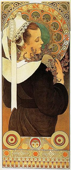 alphonse mucha RARITIES | Art > Prints > Contemporary (1980-Now) > Limited Editions
