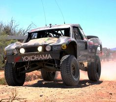 motorntv.com - Yokohama Off-Roader Racers Ready to Tackle the Tough Baja 1000 (BulletProofDiesel too!)