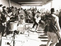 Social Distortion at Peer Records Anaheim Mike Ness, Dennis Danell, Derek O'Brien, Brent Liles Mike Ness, Social Distortion, Rock Bands, Dumb And Dumber, Rockabilly, Singer, Concert, Sd, People