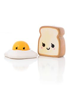 Sunny Side Up Salt & Pepper Shakers