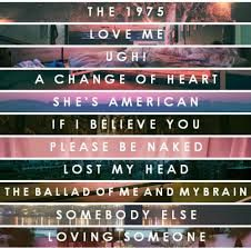 Image result for i like it when you sleep for you are so beautiful yet so unaware of it lyrics