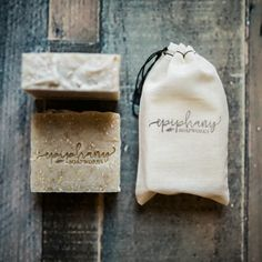 Soothe Bar | Epiphany Soapworks | All Natural, Vegan, and Cruelty Free Skincare
