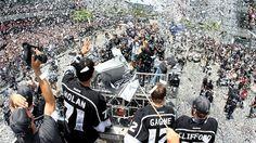 LA KINGS WIN CUP!!!