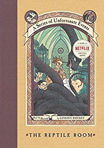 The Reptile Room book by Lemony Snicket