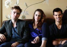 Robert Pattinson y Kristen Stewart, felices y relajados, en su primera aparición pública juntos