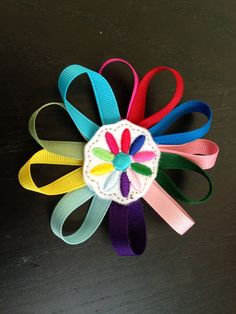 Daisy Girl Scout bow