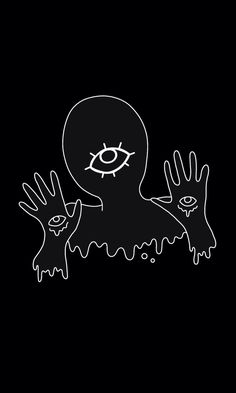 Ideas Eye Drawing Trippy Illustrations For 2019 Trippy Eye, Art Sketches, Art Drawings, Wow Art, Aesthetic Art, Dark Art, Art Inspo, Third Eye, Illustration Art