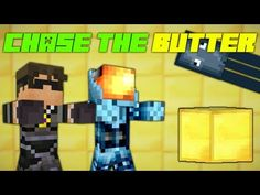 Chase The Butter Block (For SkyDoesMinecraft) - Minecraft