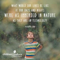 Explore and experience nature daily.