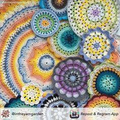 By @intheyarngarden #crochet #crocheting #crochetersofinstagram #instacrochet #capturethecrochet by capturethecrochet