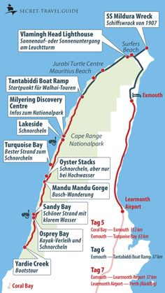 7 days in Western Australia - from Perth to Exmouth — secret-travel. Brisbane, Melbourne, Queensland Australia, Western Australia, Australia Travel, Australia Visa, Shell Beach, Aquascaping, Tasmania