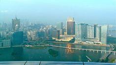 Macau Sky Tower View