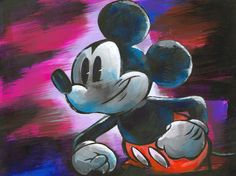 Mickey - by Guy Vasilovich