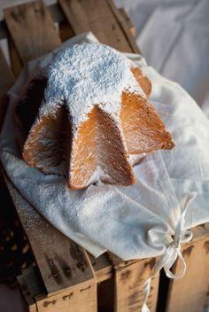 Receta de Pandoro, por Mrs. Hudson de Bake-Street.com