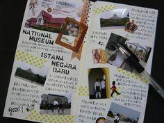 Traveler's notebook Sketch Journal, Journal Diary, Music Journal, Dream Book, Travel Journals, Okinawa, Travelers Notebook, Moleskine, Scrapbooks