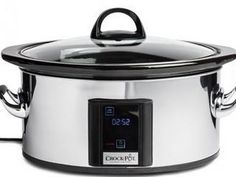 Lisa Lavery compares three midrange slow cookers to see which is best for the home cook: the Hamilton Beach Set & Forget Programmable Slow Cooker, the Crock-...