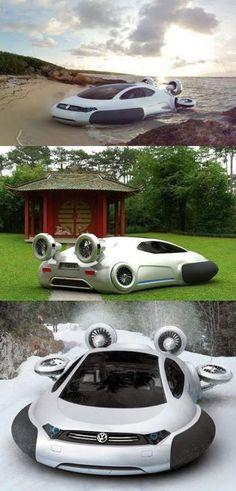 #Volkswagen Aqua | #VW concept I totally want