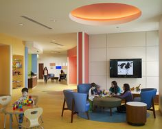 Children's Family Life Center, Ann & Robert H. Lurie Children's Hospital of Chicago.