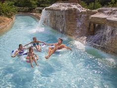 Gaylord Texan Lazy River at Paradise Springs