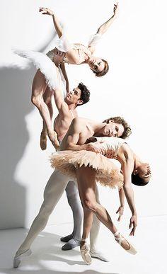 Australian Ballet Company - Learn to dance at BalletForAdults.com!