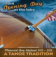memorial day lake tahoe 2014