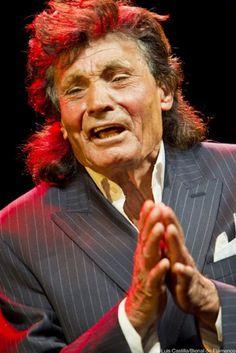 Manuel Agujetas in Los Angeles  Manuel de los Santos Pastor, also known as El Agujetas or el El Agujeta, (b. Rota, Spain, 1939) is a Flamenco singer.