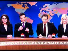 SNL with Jimmy Fallon =] Weekend Update Joke Off <3