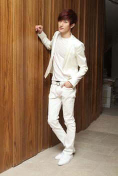 Zhou Mi from Super Junior M